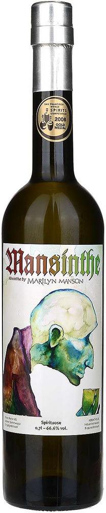 Mansinthe Absinthe 66