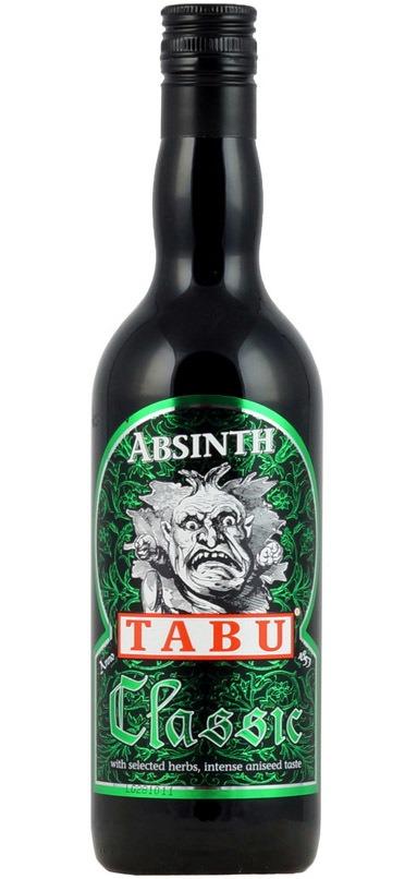 Tabu Classic Absinth 55% 0