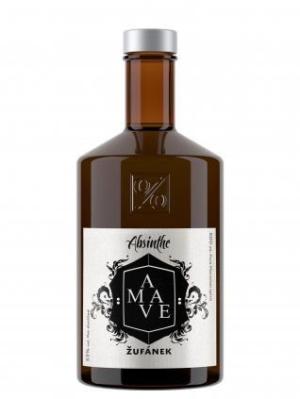 Absinthe Amave blanche Žufánek 0