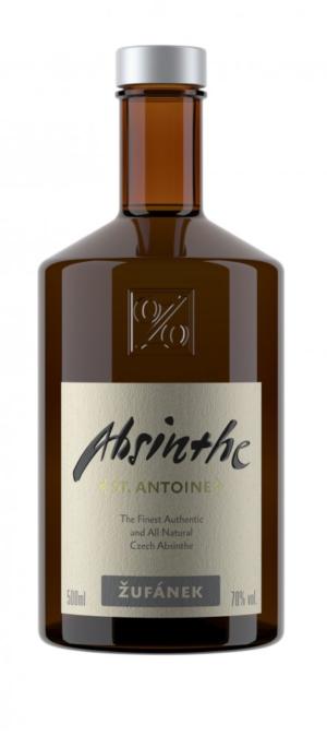 Absinthe St. Antoine Žufánek 0