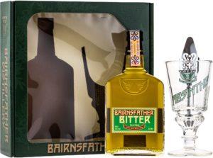 Bairnsfather Bitter + pohár + lyžička 55% 0